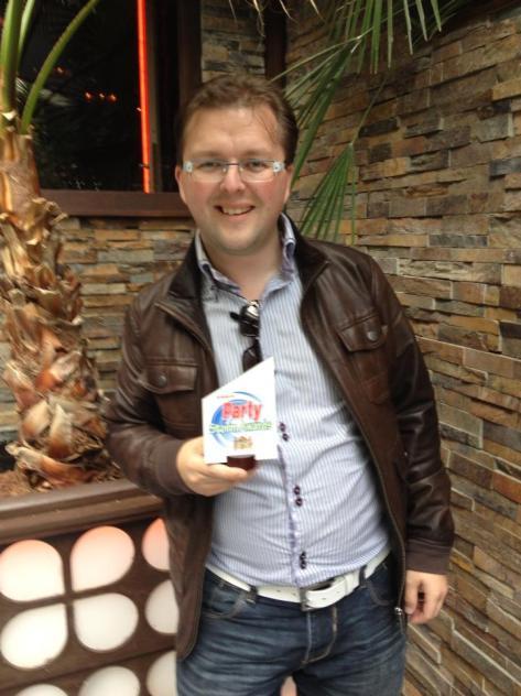 Martin Sterken Nominatie 2013